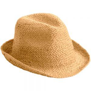 Sombrero de paja de diseño unisex