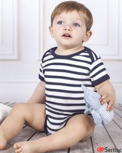 Body MONKEY MARINE bebé
