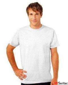 Camisetas publicitarias 150 grs. blancas