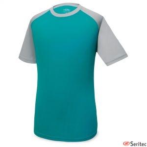 Camisetas combinadas personalizadas
